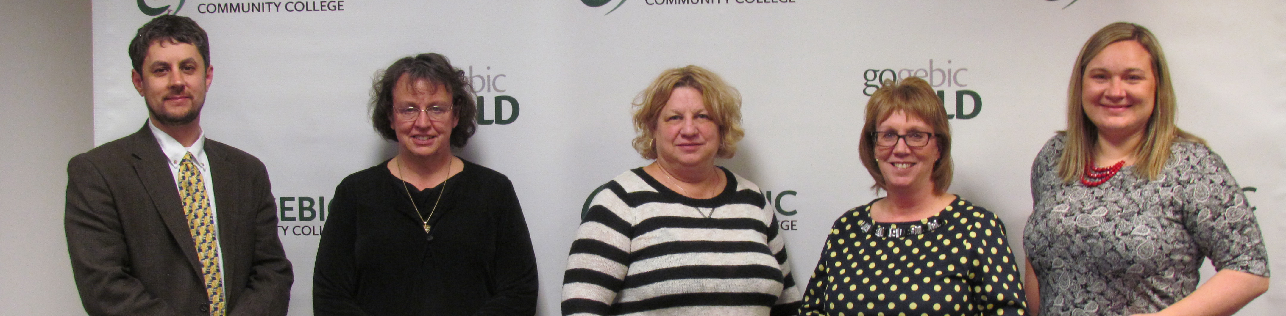 staff at Gogebic Community College